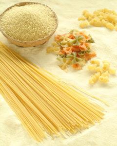 Fotografía espaghettis