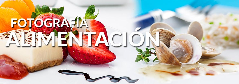 Fotografía Bodegón categoria alimentación