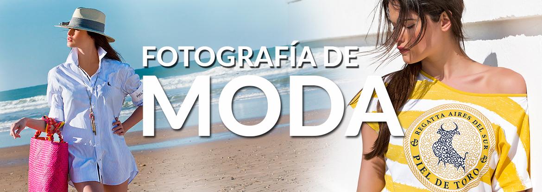 Cabecera fotografía ecommerce de moda. Shooting