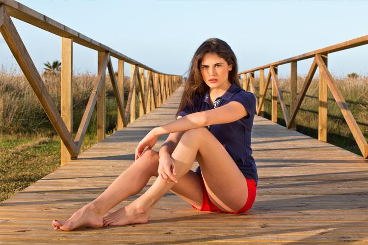 fotografia moda-chica-puente